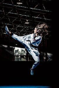 paulina armeria taekwondo